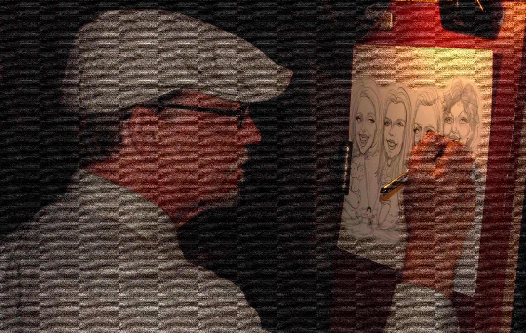 Art Gann - Caricaturist