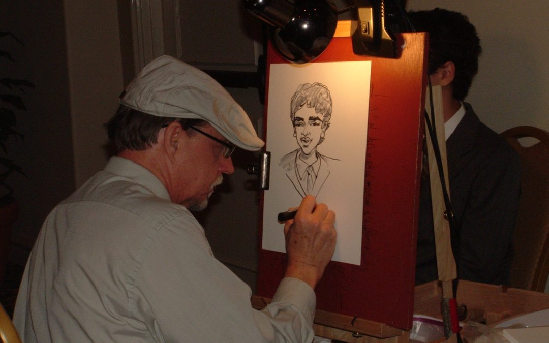 Party Caricatures F.A.Q.